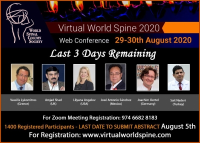 Virtual World Spine 2020